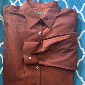 Ermenegildo Zegna Long Sleeve shirt 3XT 002